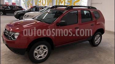 Renault Duster Zen usado (2019) color Rojo precio $228,000