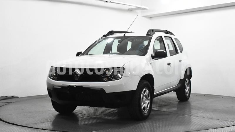 Renault Duster Zen Aut usado (2020) color Blanco precio $257,000