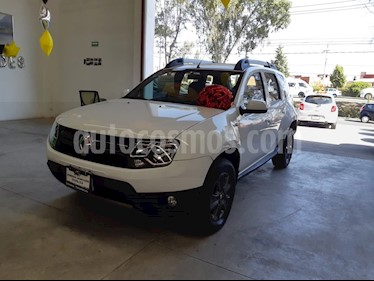 Renault Duster Intens usado (2018) color Blanco Glaciar precio $220,000
