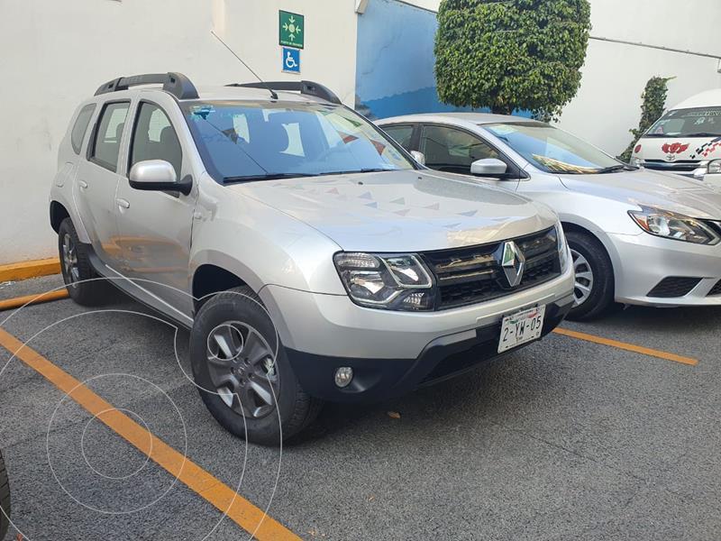 Foto Renault Duster Intens Aut  usado (2020) color Plata precio $295,000