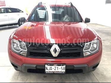 Renault Duster Zen usado (2019) color Rojo precio $220,000