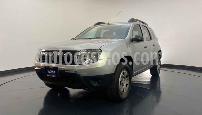 Renault Duster Expression usado (2013) color Plata precio $129,999