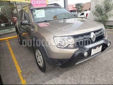 Renault Duster Expression usado (2017) color Bronce Castano precio $179,000
