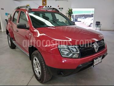 Renault Duster Zen usado (2019) color Rojo precio $214,000