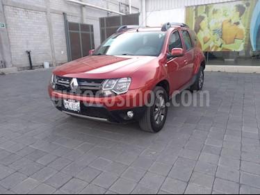 Renault Duster Dynamique Aut usado (2017) color Rojo Fuego precio $215,000