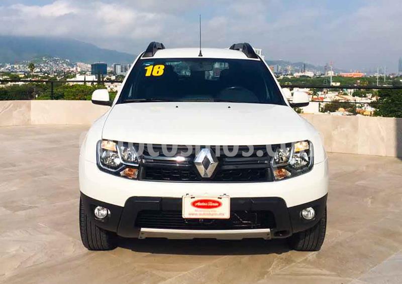 Renault Duster Intens Aut usado (2018) color Blanco precio $199,700