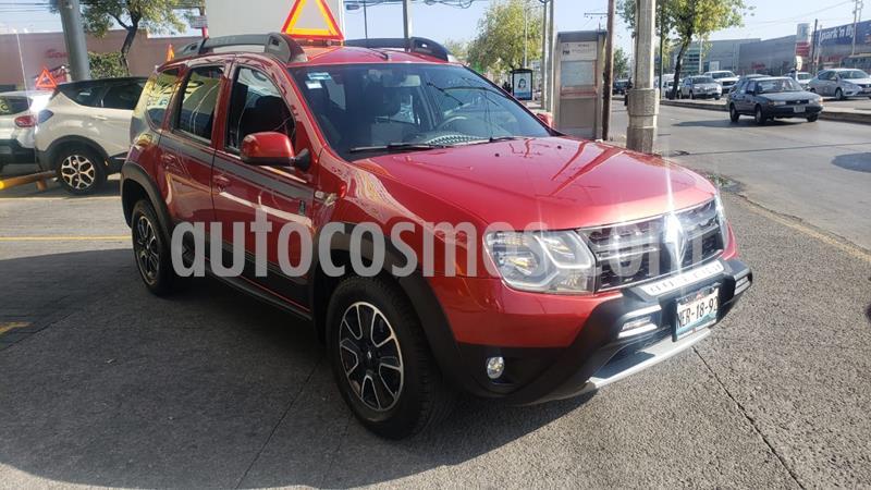 Renault Duster Dakar Aut usado (2018) color Rojo Fuego precio $215,000