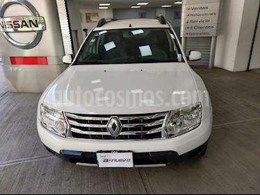 Renault Duster Dynamique Aut usado (2015) color Blanco precio $158,000