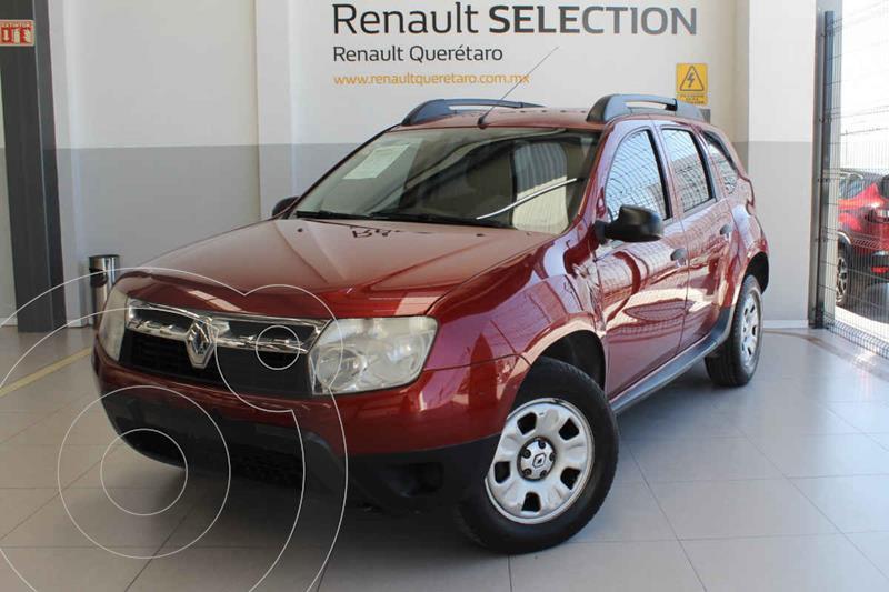 Foto Renault Duster Expression Aut usado (2013) color Rojo precio $150,000