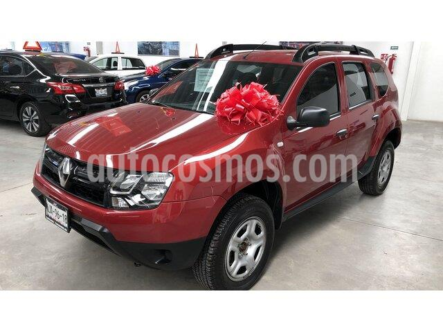 Renault Duster Zen usado (2019) color Rojo Fuego precio $214,000