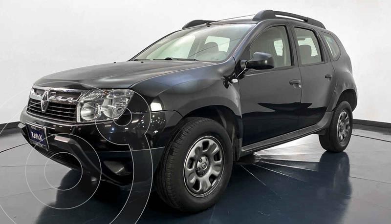 Renault Duster Expression Aut usado (2014) color Negro precio $132,999