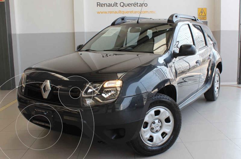 Foto Renault Duster Expression Aut usado (2017) color Blanco precio $199,000