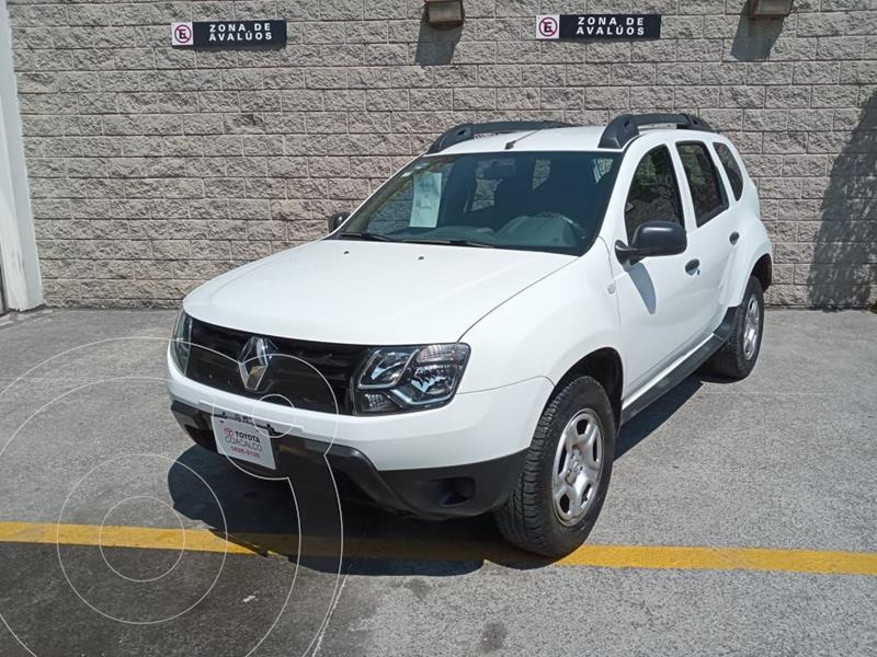 Foto Renault Duster Zen Aut usado (2018) color Blanco precio $195,000