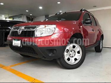Renault Duster 5p Expression aut usado (2013) color Rojo precio $129,000