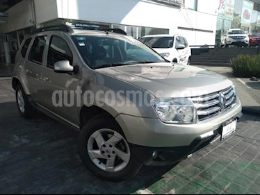 Renault Duster 5P DYNAMIQUE AT A/AC. VE F. NIEBLA GPS RA-16 usado (2015) color Beige precio $170,000