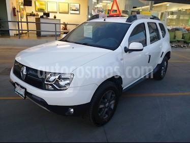 Renault Duster Dynamique usado (2017) color Blanco precio $205,000