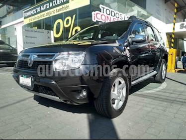 Renault Duster Dynamique usado (2014) color Negro precio $155,000