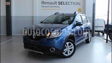 Renault Duster 5p Dynamique L4/2.0 Man MediaNa Pack usado (2017) color Azul precio $185,000