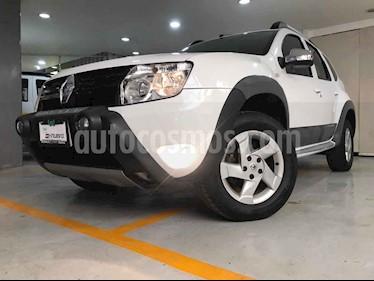 Renault Duster 5p Dynamique 6vel usado (2013) color Blanco precio $129,000