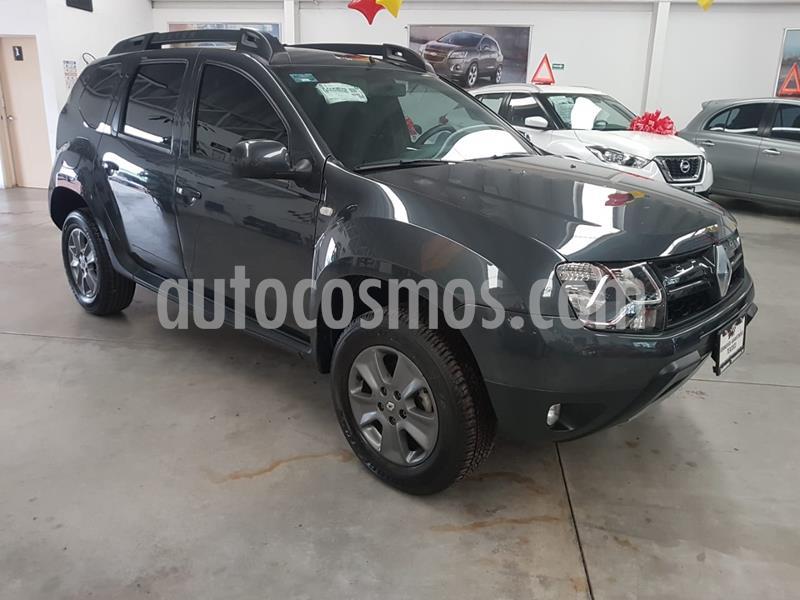 Renault Duster Intens usado (2019) color Gris Estrella precio $229,000