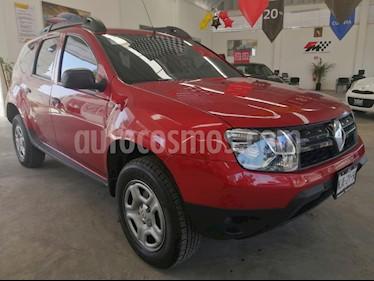 Renault Duster Zen usado (2019) color Rojo Fuego precio $205,000