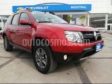 Renault Duster Dynamique usado (2017) color Rojo Fuego precio $196,000