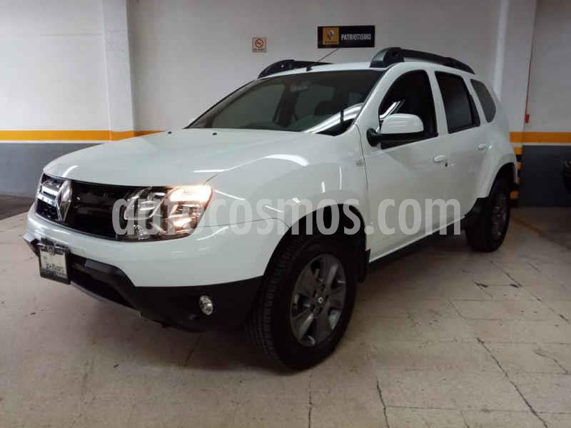 Renault Duster Intens Aut usado (2019) color Blanco precio $260,000