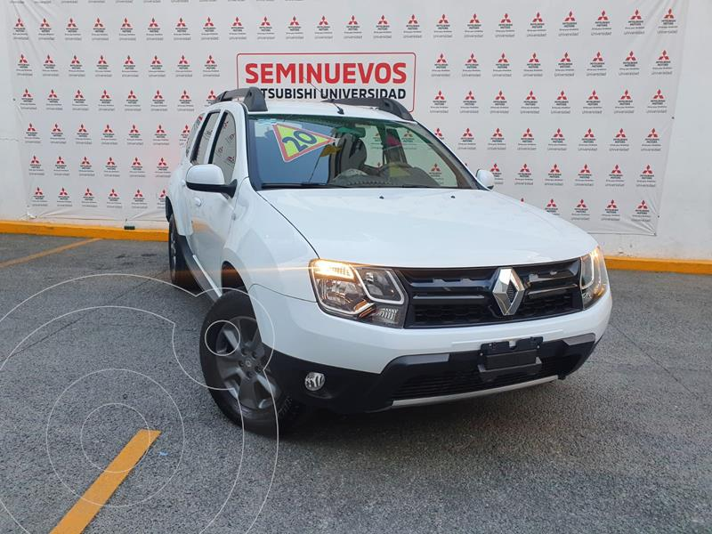 Foto Renault Duster Intens Aut  usado (2020) color Blanco Glaciar precio $285,000