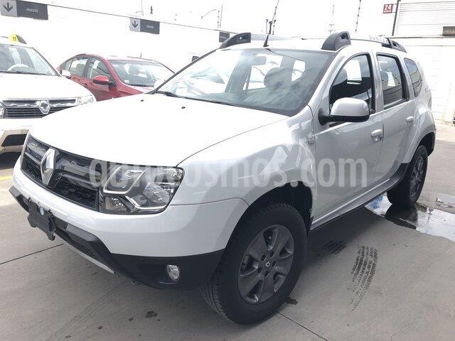 Renault Duster Intens usado (2018) color Blanco Glaciar precio $215,000