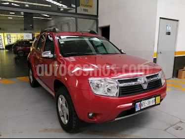 Renault Duster Dynamique usado (2014) color Rojo Fuego precio $129,000