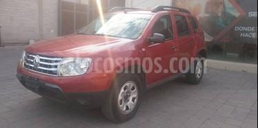 Renault Duster Expression  usado (2015) color Rojo precio $133,500