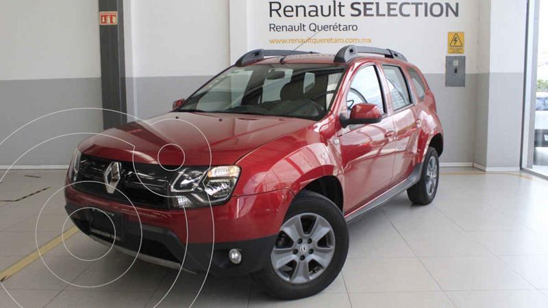 Foto Renault Duster Intens Aut usado (2019) color Rojo precio $278,000
