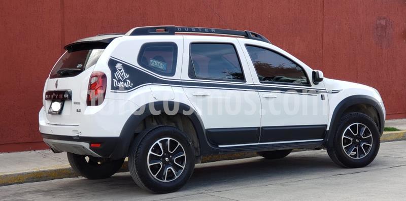 Renault Duster Dakar usado (2018) color Blanco Glaciar precio $230,000