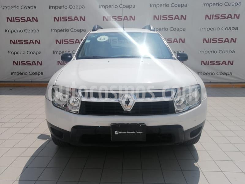 Renault Duster Intens Aut usado (2013) color Blanco Glaciar precio $145,000