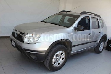 Renault Duster Expression usado (2013) color Plata precio $129,000