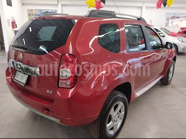 Renault Duster Dynamique usado (2015) color Rojo precio $165,000