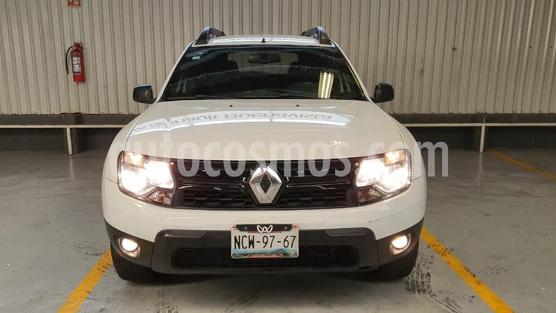 Renault Duster Zen usado (2018) color Blanco precio $185,000