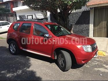 Renault Duster Dynamique Aut Pack usado (2014) color Rojo Fuego precio $139,000