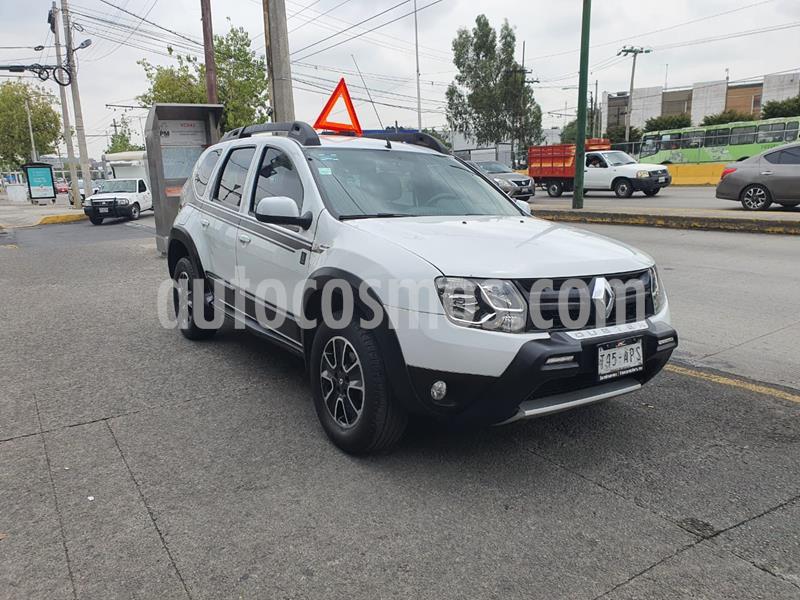 Renault Duster Dakar usado (2018) color Blanco Glaciar precio $203,000