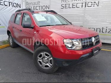 Renault Duster Zen Aut usado (2020) color Rojo Fuego precio $250,000