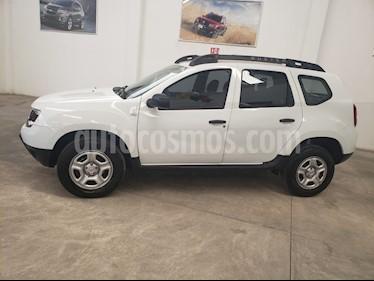 Renault Duster Zen Aut usado (2019) color Blanco precio $220,000