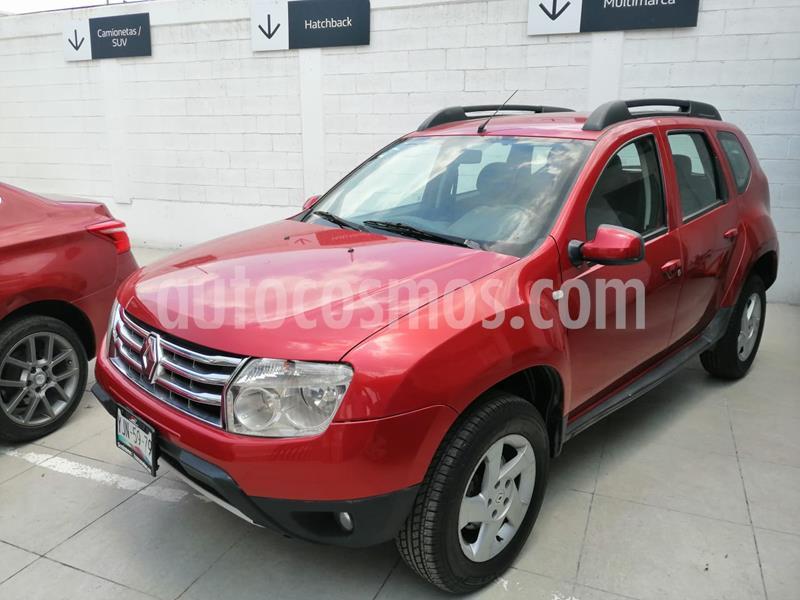 Renault Duster Dynamique Aut usado (2015) color Rojo precio $160,000