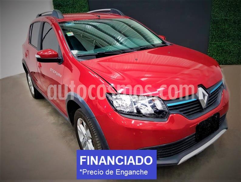Renault Duster Zen usado (2019) color Rojo Fuego precio $44,399