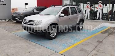 Renault Duster Dynamique usado (2016) color Plata precio $175,000