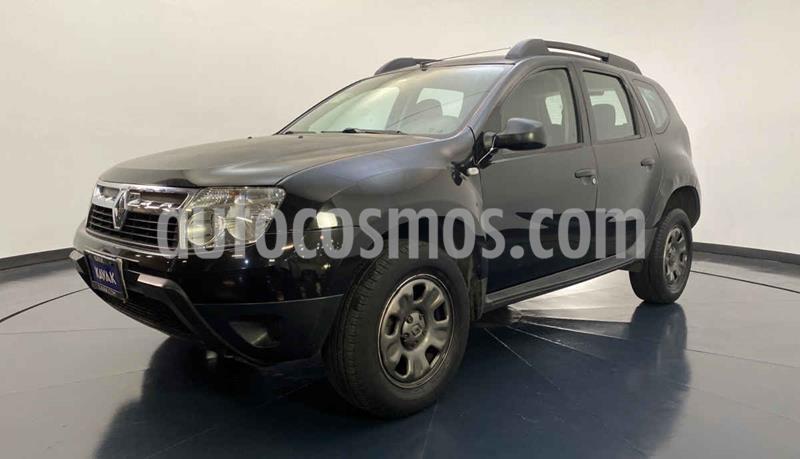 Renault Duster Expression Aut usado (2014) color Negro precio $137,999