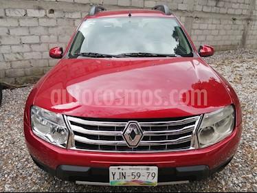 Renault Duster Dynamique Aut usado (2015) color Rojo precio $183,000
