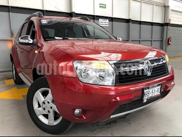 Renault Duster 5P DYNAMIQUE AT A/AC. VE F. NIEBLA RA-16 usado (2013) color Rojo precio $159,000