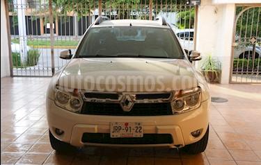 Renault Duster Dynamique Aut usado (2014) color Blanco Glaciar precio $140,000