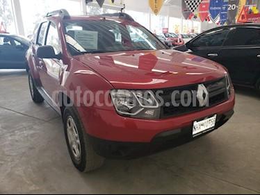 Renault Duster Zen usado (2019) color Rojo Fuego precio $235,000
