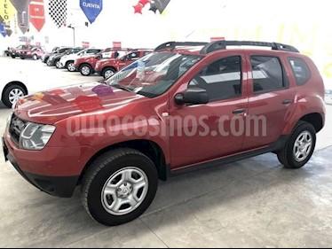 Renault Duster Zen usado (2019) color Rojo precio $218,000